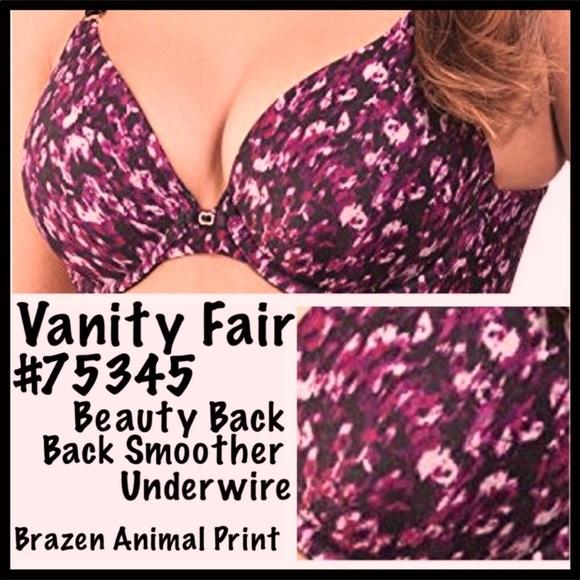 fcc2b42c74bc Vanity Fair Intimates & Sleepwear   Bra 75345 Beauty Back Full ...